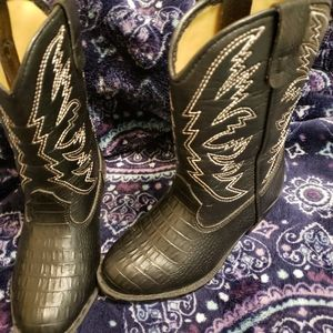 Western Boots (Kids)